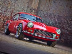 Hard to believe I had one of these British Sports Cars, Classic Sports Cars, Classic Cars, Triumph Motor, Automobile, Triumph Spitfire, Classic Motors, Sweet Cars, Cute Cars