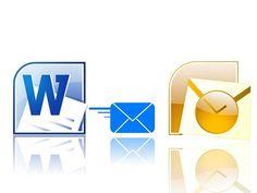 Cómo combinar correspondencia y enviar por correo electrónico con Word y Outlook