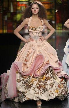 Dior-Haute Couture 2009 My FAV ever!
