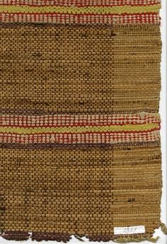 cotton + wool + rice(?) | Sweden