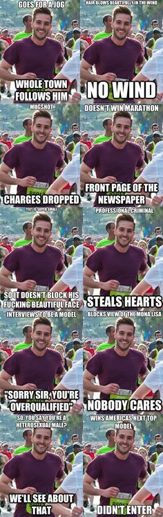 The Best of Ridiculously Photogenic Guy