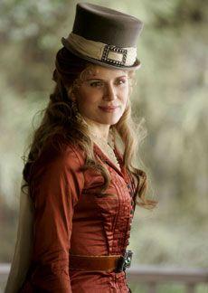 Joannie Stubbs ~  Deadwood