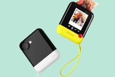 These Products Are So Insane, We Can't Believe They're Real #refinery29  http://www.refinery29.com/2017/01/134935/best-ces-gadgets-2017#slide-4  Polaroid's Modernized Instant CameraFujifilm's Instax Mini made instant cameras cool again in 2016, but it's Polaroid that's stealing the show in 2017. This year, the brand is celebrating its 80th anniversary with an iconic product release: The Polaroid Pop.The device merges the immediacy of an instant camera with the high-tech qualities of a…