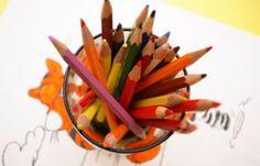 Buntstifte für die zukünftigen Künstler Art Supplies, Pencil, Colouring Pencils, Kids