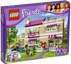 LEGO® Friends - Het Deense Steentje €58 verzendkosten 4,95