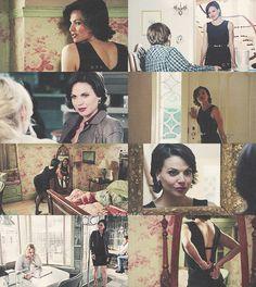 OUAT Season 1- Regina Mills