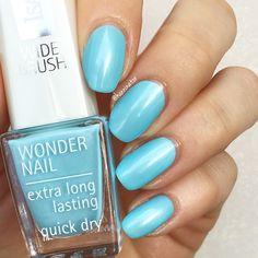 533 Summer Breeze - IsaDora Summer Nails collection