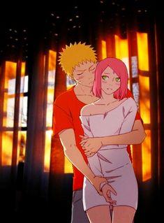 #Naruto and #Sakura | #NaruSaku