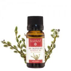 Acid salicilic natural, BHA Salicylic Acid, Candle Jars, Health And Beauty, Perfume Bottles, Skin Care, Make It Yourself, Nature, Naturaleza, Skincare Routine