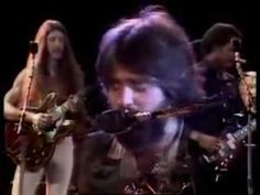 Doobie Brothers perform 'What a Fool Believes', 1979. Another of my all-time favorites. Again, the talent level of these guys is insane. Listen to those high harmonies and how perfect they sound...if Michael McDonald didn't play with the phrasing a bit in this I'd almost think it was the studio version. Crazy fantastic.