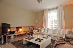 The Netherlands / Bussum / Private Residence / Living Room / Soccer / Ronald Koeman / Bartina Koeman / Eric Kuster Metropolitan Luxury