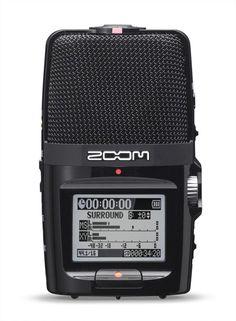 Zoom H2N Handy Recorder: Amazon.de: Musikinstrumente