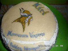 Minnesota Vikings torta