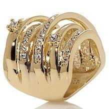 "Roberto Faraone Mennella ""La Jeunesse"" Ring (beautiful ring but too big & gold for my liking. My ring finger is a size 5 1/2, little kid hands lol so I can't wear big rings. My 6 year old step daughter has the same size hands as me!)"