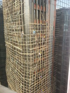 HONG KONG BAMBOO SCAFFOLDINGThis is a play on words, NO, this is not approved for use in the USA, I am only kidding. You have to realize this is how they made these high rise buildings for years in Hong Kong, only to think, REALLY?Walking around Honk Kong you will see piles of…
