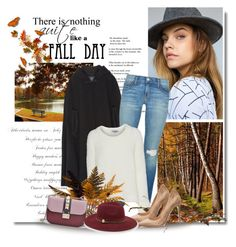 """Fall day"" by bliznec ❤ liked on Polyvore featuring Lanvin, Rebecca Minkoff, Gianvito Rossi, Valentino and Vince Camuto"