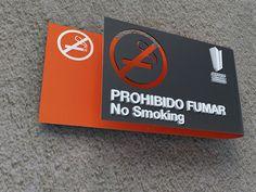 Signage by Andrea Arango at Coroflot.com