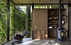 Case Inlet Retreat: Schickes Wochenendhaus bei Seattle - Bild 5 - SPIEGEL ONLINE - Stil