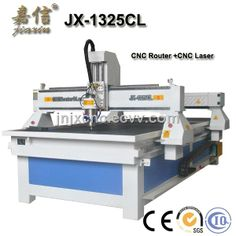 CNC Router/ Laser Cutting Machine (JX-1325CL) (JX-1325CL) - China CNC Laser Machine;CNC Router Engraving Machine;Laser CNC Router, JIAXIN