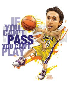 NBA Caricature Vol.2 on Behance
