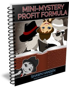 Mini-Mystery Profit Formula Review - Learn to Write Fast, Profitable Mysteries