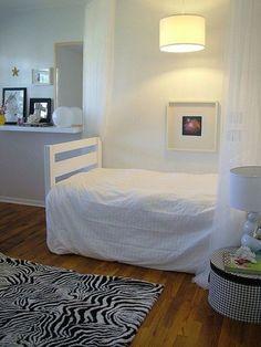 Zebra Print Bedroom Ideas