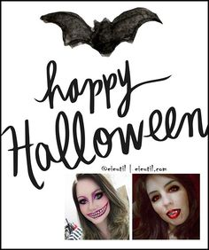 """Ei, é Útil! (Ana e Isa) no Instagram: """"Feliz dia das Bruxas🎃👻#HappyHalloween! #eiEutil #FelizDiadasBruxas #Halloween #DiadasBruxas #FelizHalloween"""""""