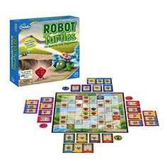 Robot Turtles teaches computer programming to toddlers! Plus 9 other toys that teach STEM skills to kids