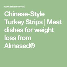 Desired weight thanks to meat dish: Chinese-style turkey stir-fry. With delicious and healthy diet recipes for meat dishes decrease. Stir Fry Meat, Turkey Stir Fry, Losing Weight, Weight Loss, Cheesy Mashed Potatoes, Cooking Together, Healthy Diet Recipes, Chinese Style, Fries
