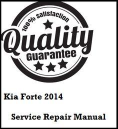 Cd service manual kia carens ii pinterest kia forte 2014 this a complete service manual kia forte 2014 kia forte 2014 fandeluxe Images