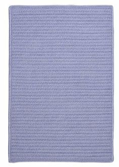 """Simply Home Solids Amethyst Rug Rug Size: Square 9' by Colonial Mills. $491.99. H533R108X108S Rug Size: Square 9' Features: -Technique: Braided.-Material: 100pct Polypropylene.-Origin: USA.-Reversible.-Stain resistant.-Fade resistant. Construction: -Construction: Hand guided. Dimensions: -Pile height: 0.5"""".-Overall Dimensions: 34-168'' Height x 22-132'' Width x 0.5'' Depth. Collection: -Collection: Simply Home Solid."""
