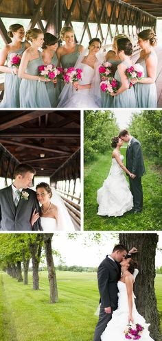 Love this wedding and it is at one of the venues that I really like.