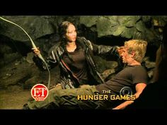 The Hunger Games: Additional Behind-the-Scenes Footage [ET/2012-03-14] <3