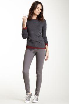 Colette Mid-Rise Skinny Jean  JeanWomen #Pants