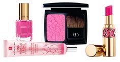 32 produtos de maquilhagem para mulheres que gostam de cor de rosa | SAPO Lifestyle