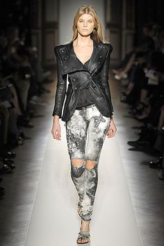 Balmain Spring 2009 Ready-to-Wear Collection Slideshow on Style.com