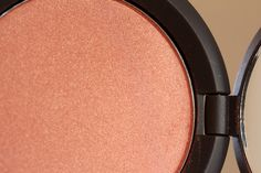 BECCA Cosmetics Mineral Blush in Songbird via Makeup and Beauty Blog