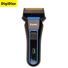 Cordless Rechargeable Electric Shavers with Reciprocating Blades Double Heads