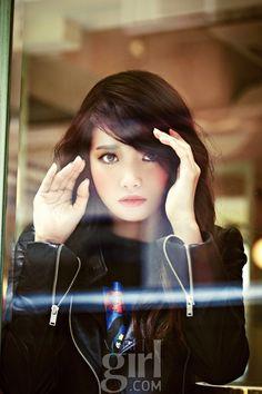 Ha Yeon-soo // Vogue Girl Korea // September 2013