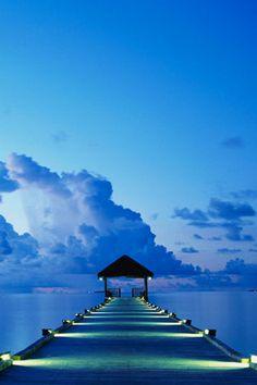 Ocean dock!!