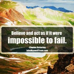 Do not hesitate believe in yourself!  #MondayMotivation #success