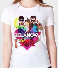 $179.00 Playera O Blusa Belanova - Comprar en Jinx