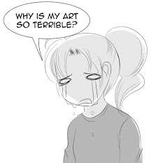Image result for anime drawing you have to draw