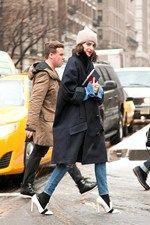 Street Style: New York AW13-14 look 13