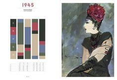 100 anni per festeggiare il colore: 240 pagine di ispirazione cromatica