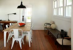 Vote for the Reader Best Dining Space: Brooke Stroud Dining Room in Marfa, TX