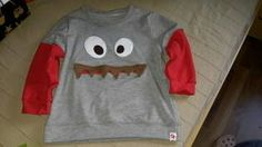 Makerist - Monste - Shirt Gr. 98 - 1