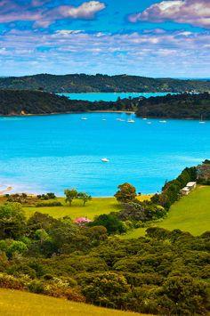 ✯ Te Whau Point, Waiheke Island, Hauraki Gulf, Auckland, New Zealand