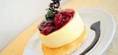 Resultado de imagen para comidas gourmet Panna Cotta, Cheesecake, Pudding, Ethnic Recipes, Desserts, Food, Gourmet, Meals, Dulce De Leche