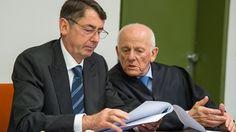 Strafprozess gegen HRE-Banker: Funke auf der Anklagebank   Nachrichten   BR.de